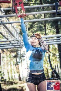 Sabina in Mudland - Spartan Berlijn RIG overwinnen