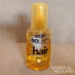 Sabina in Mudland - Items niet ontbreken haarzonnebrand