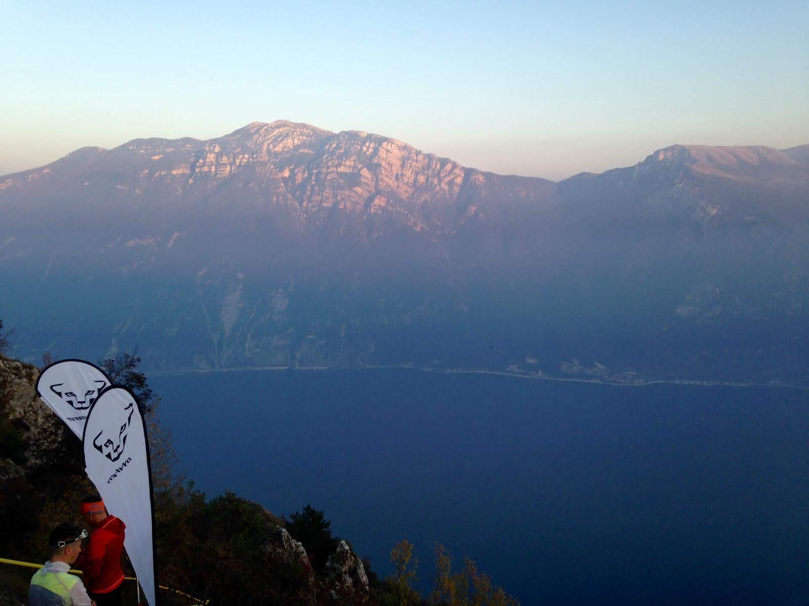 Sabina in Mudland - Limone Vertical K Lago di Garda