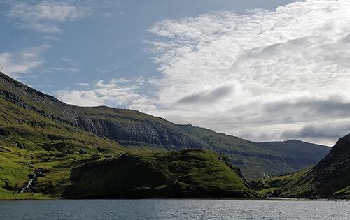 Sabina in Mudland - Dankzij Atjan Wild Islands het prachtige Faroe Islands ontdekken