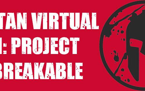 Sabina in Mudland - Samen de Spartan Virtual Race doen!